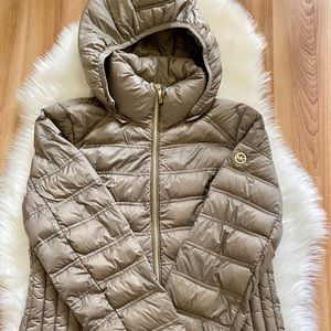 Authentic Michael Kors Down Fill Jacket